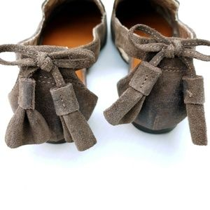 676cce3f152 Band of Gypsies Shoes - Band of Gypsies Songbird Cut Out Taupe Loafers